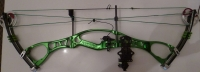 Hoyt Alpha Elite 2012